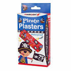Pirate & Princess Plasters 75pck Waterproof UK Fast Delivery