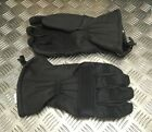Genuine British Military Issue W R ECW Extreme Cold Weather Black Combat Gloves