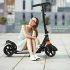Push Scooters for Adults Teens,Big 200mm Wheels ABEC-9 Foldable Kick Scooters
