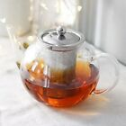 Glass Teapot With infuser , Tea Kettle Stovetop Safe