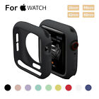 For Apple Watch Series 6 5 4 3 2 1 Case iWatch 38/42/40/44mm Soft Silicone Cover