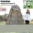 LARGE Outdoor Camping Hiking Waterproof Folding Tent Stand Up Sun Block Shelter