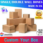 New Single & Double Wall Cardboard Postal Boxes ALL SIZE