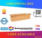 LONG CARDBOARD BOXES Golf Club Shipping Postal Parcel Packing Mailing Box 125cm
