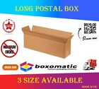EXTRA LONG POSTAL BOXES STRONG Corrugated Cardboard Packing Cartons
