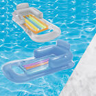 Inflatable Floating Bed Armrest Water Hammock Air Lounge Multi-Purpose