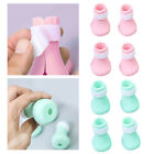 4 Pet Cat Silicone Anti Scratch Shoes Boot Claw Care Bathing Protector Glove