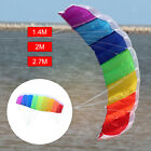Stunt Power Kite Parafoil 30m Fly Line Adults Older Child Parachute Outside