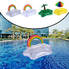 Inflatable Swimming Pool Float Beer Drink Holder Party Water Accessories