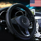 Universal Car Steering Wheel Cover Leather Breathable Anti-slip Car Accessories