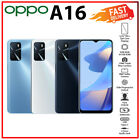 (new&unlocked)oppo A16 4gb+64gb Blue Black Silver Octa Core Android Mobile Phone