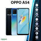 Oppo A54 Octa Core Black Blue Android 4gb+64/128gb Mobile Phone (new & Unlocked)